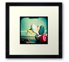 Snoopy Dog Framed Print
