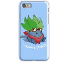 Captain Oddish Sketch iPhone Case/Skin