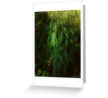 Asparagus Jungle Greeting Card