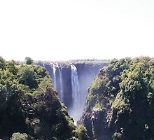 Victoria Falls by Matt Eagles