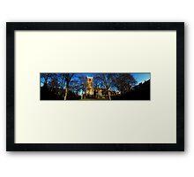 Loughborough Parish Church Framed Print
