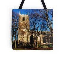Loughborough Parish Church Tote Bag