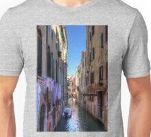 Washday in Venice Unisex T-Shirt