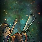 Stargazing by Ine Spee