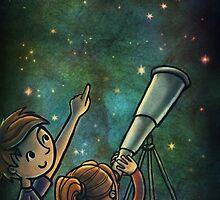 Stargazing by Ine Spee