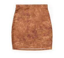 Adobe Oil Painting Color Accent Pencil Skirt