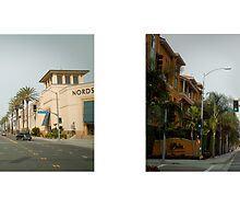 3rd Street + The Grove Drive, Los Angeles, California, USA...narrowed. by David Yoon