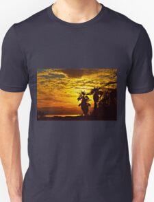 Golden Sky Unisex T-Shirt