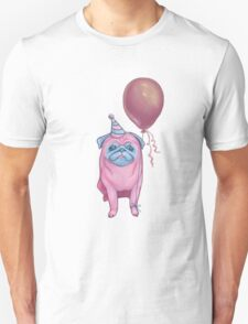 Party pug T-Shirt
