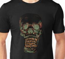 Reflektor skull Unisex T-Shirt