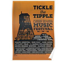 Tickle the Tipple Poster