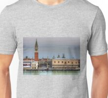 Morning Light in Piazza San Marco Unisex T-Shirt