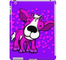 Kid Goat Pink Design iPad Case/Skin