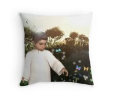 It's a Beautiful Day. Throw Pillow