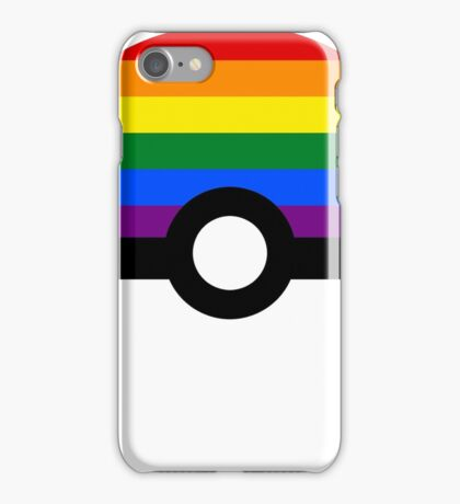 Pride Rainball iPhone Case/Skin