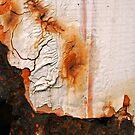 orange cream by Lynne Prestebak