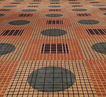 Cool Carpet by joan warburton