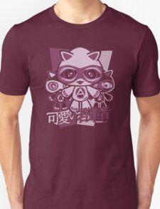 Adorable Mascot Stencil Unisex T-Shirt