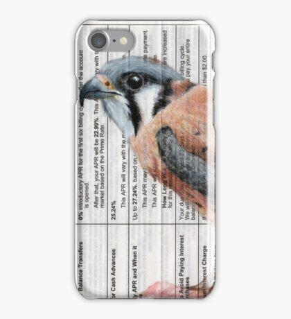APR Falcon iPhone Case/Skin