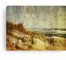 Postcards From Home Canvas Print