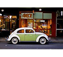 Retro Beetle Photographic Print