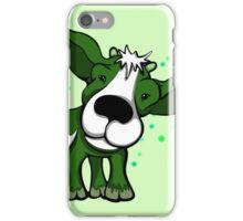 Kid Goat Green  iPhone Case/Skin