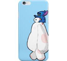Big Hero Stitch iPhone Case/Skin