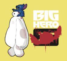 Big Hero Stitch Kids Tee