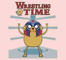 Wrestling time 2 Kids Tee