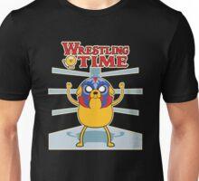 Wrestling time 2 Unisex T-Shirt