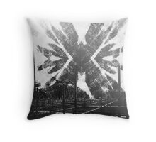 Dystopia 1 Throw Pillow