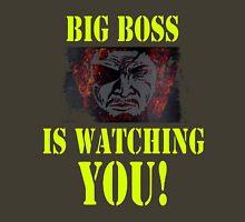 BIG BOSS IS WATCHING YOU Unisex T-Shirt