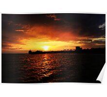 Beautiful scene - Darwin Northern Territory Poster