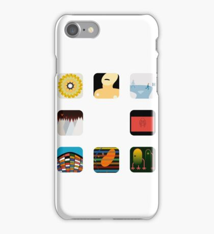 Now Apps What I Call Radiohead iPhone Case/Skin