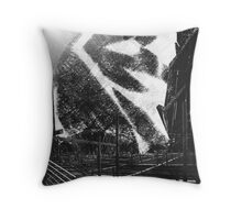 dystopia 2 Throw Pillow
