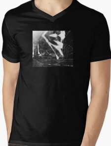 dystopia 2 Mens V-Neck T-Shirt