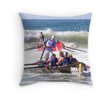 ASRL Navy Torquay 06 Throw Pillow