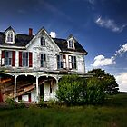 Old Farmhouse by J.Matthew Kianka