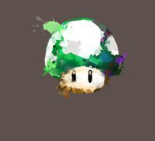 Watercolor 1-Up Mushroom Unisex T-Shirt