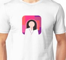 There's an app for that Björk Post Unisex T-Shirt