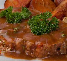 Meatloaf by Jerry Deutsch