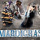 Mardi Gras by RayDevlin