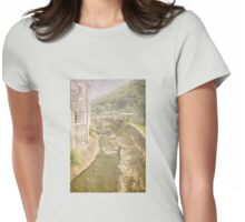 The Riverside, Boscastle Womens Fitted T-Shirt