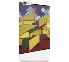 shadow town iPhone Case/Skin
