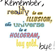 Bill Cipher Quote by fainnejfirmin