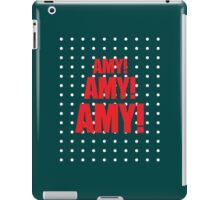 Amy Amy Amy! II iPad Case/Skin