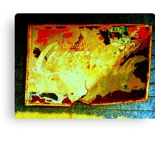 Coke # 1 Canvas Print