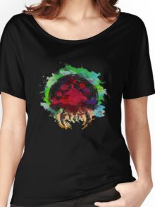 Watercolor metroid Women's Relaxed Fit T-Shirt