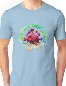 Watercolor metroid T-Shirt