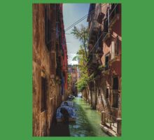Backwater canal Baby Tee